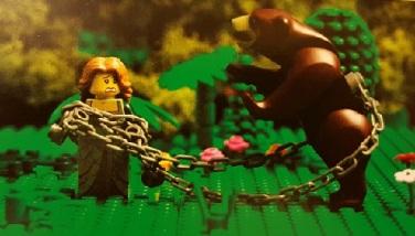Shakespeare LEGO