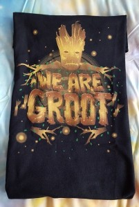 We Are Groot Shirt