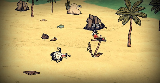 Don't Starve Shipwrecked Intro