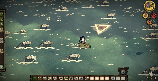 Don't Starve Shipwrecked Open Water