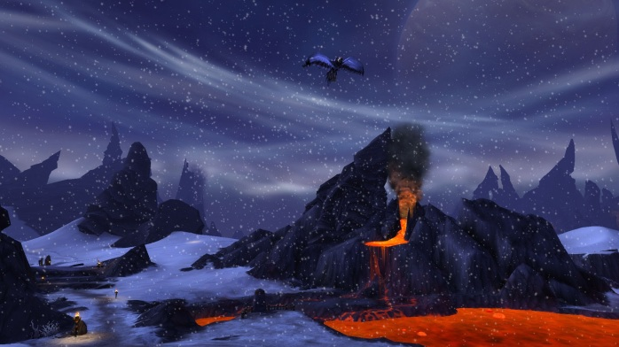 Frostfire Ridge
